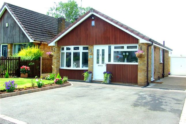 Thumbnail Detached bungalow for sale in Calder Close, Allestree, Derby