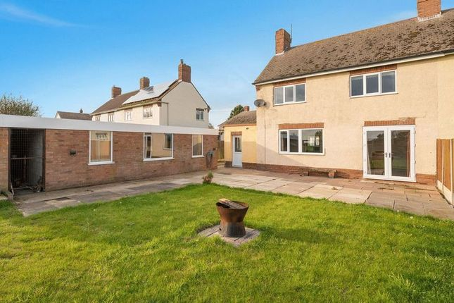 Thumbnail Semi-detached house to rent in East View, Walcott, Lincoln