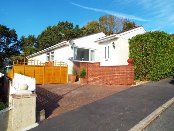 Thumbnail Bungalow for sale in Teignmouth, Devon, .