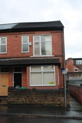 Thumbnail Terraced house to rent in Derby Grove, Lenton, Nottingham