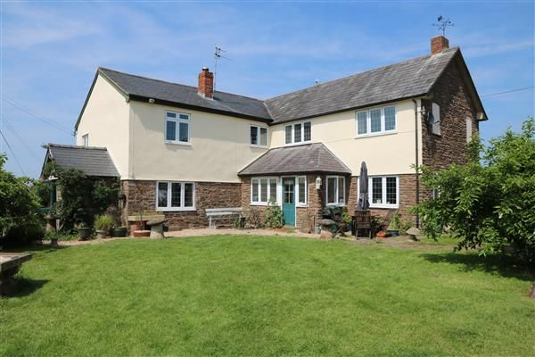 Thumbnail Detached house for sale in Llangarron, Llangarron, Ross-On-Wye
