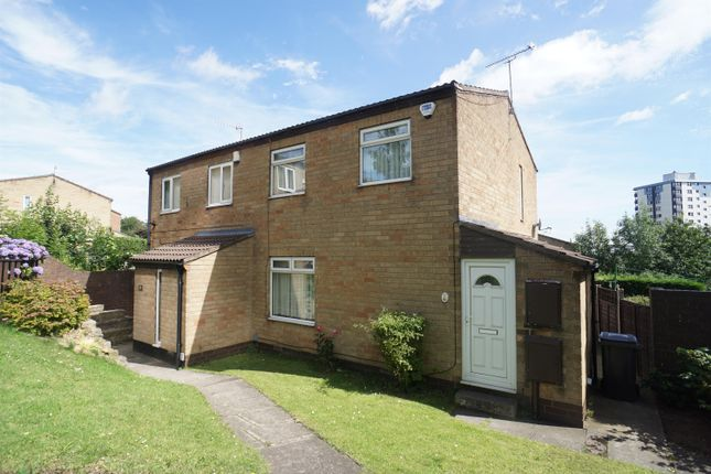 Thumbnail Semi-detached house for sale in Bolsover Street, Netherthorpe, Sheffield