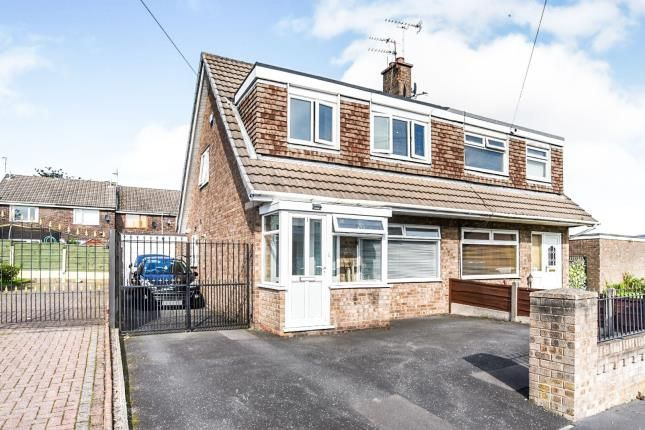 Front of Jeffreys Drive, Dukinfield, Greater Manchester, United Kingdom SK16