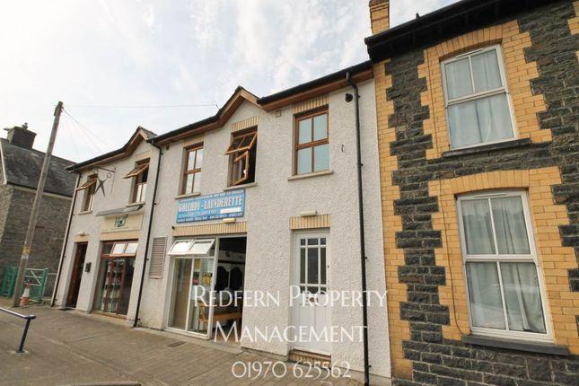 Thumbnail Flat to rent in Heol Y Llan, Llanbadarn Fawr, Aberystwyth