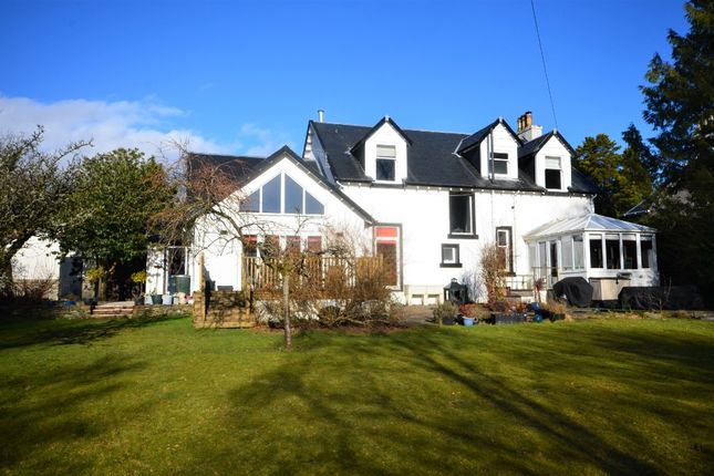 Thumbnail Detached house for sale in Granville Street, Helensburgh, Argyll & Bute