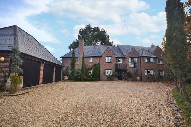 Thumbnail Country house for sale in The Manor House, Matchams Close, Ringwood