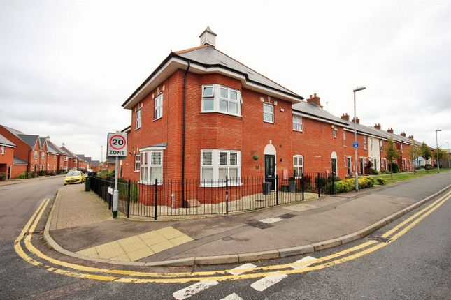 Thumbnail Semi-detached house for sale in Port Lane, Colchester, Essex