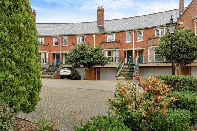 Thumbnail 5 bedroom terraced house for sale in Sandy Lane, Virginia Water