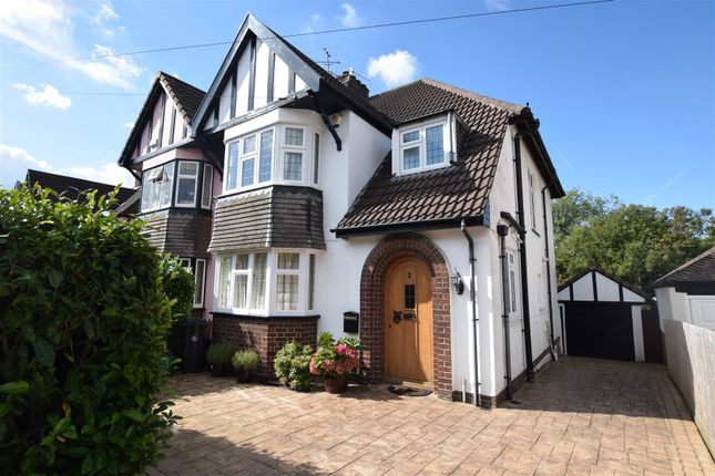 Thumbnail Semi-detached house for sale in Coombe Bridge Avenue, Bristol