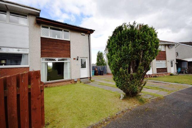 Thumbnail Semi-detached house for sale in St. Leonards Walk, Coatbridge