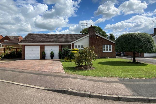 Thumbnail Detached bungalow for sale in Richmond Drive, Melton Mowbray