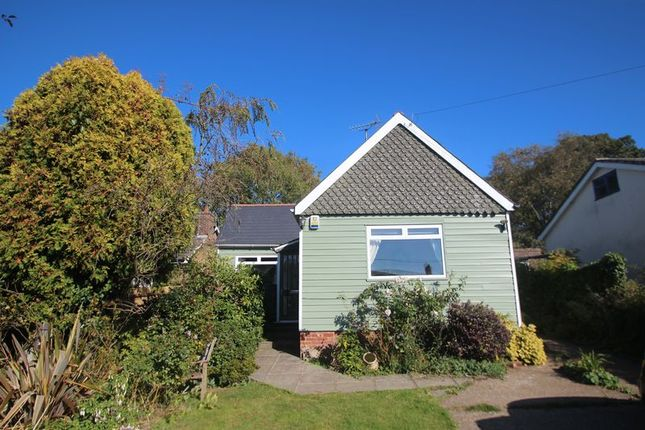 Thumbnail Bungalow for sale in Mark Cross, Crowborough