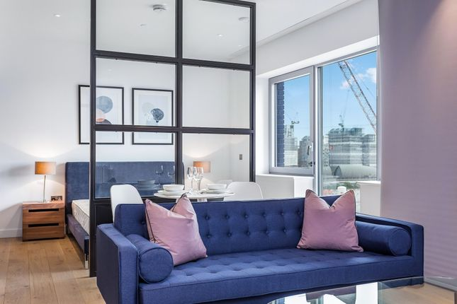 Studio for sale in Albion House, London City Island, London