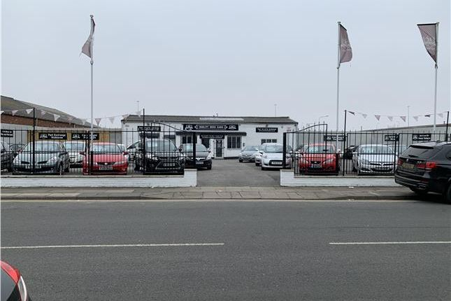 Thumbnail Industrial for sale in Armstrong Street, Grimsby, North East Lincolnshire
