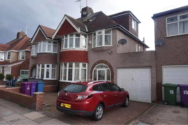 4 bed semi-detached house to rent in Storrsdale Road, Liverpool L18