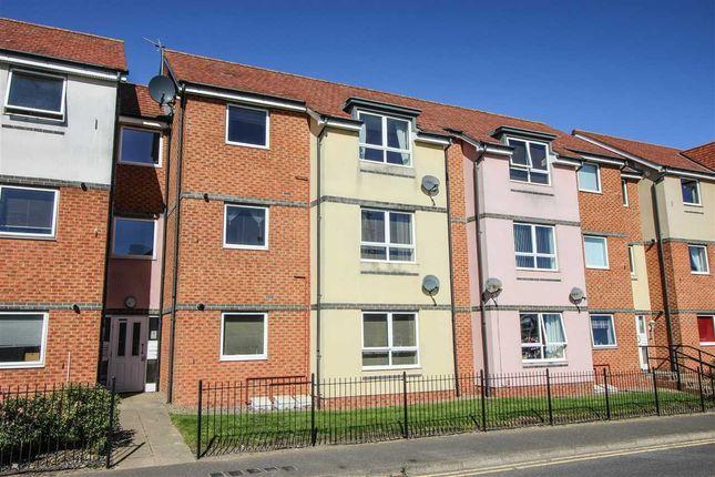 Thumbnail Flat to rent in Hindmarsh Drive, Barley Rise, Ashington