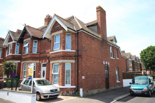 Thumbnail Semi-detached house for sale in Trimworth Road, Folkestone
