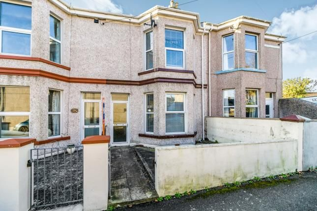 Thumbnail Terraced house for sale in Torpoint, Cornwall, England