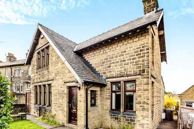 Thumbnail Detached house for sale in Woodside Road, Beaumont Park, Huddersfield