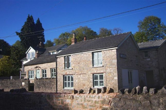 Thumbnail Detached house for sale in Woodcroft, Chepstow