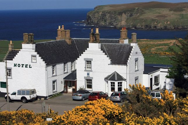 Thumbnail Hotel/guest house for sale in Melvich Hotel, Melvich, By Thurso, Sutherland