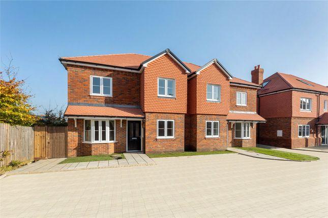 Thumbnail Semi-detached house for sale in Long Grove Close, Off Chartridge Lane, Chesham, Buckinghamshire