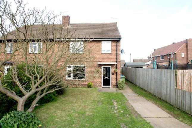 Thumbnail Semi-detached house for sale in Auchinleck Close, Driffield