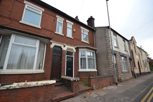 Thumbnail Terraced house to rent in Victoria Road, Fenton, Stoke On Trent, Staffordshire