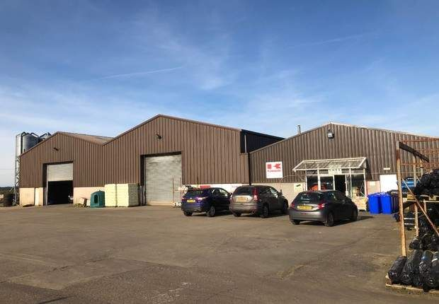 Thumbnail Warehouse to let in Greenhill Road, Ballymoney, County Antrim