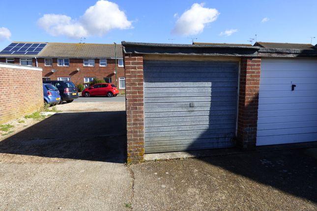 Parking/garage for sale in Saxon Close, East Preston, Littlehampton