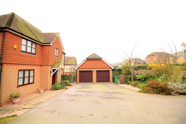 Thumbnail Detached house for sale in Stonebeach Rise, St. Leonards-On-Sea