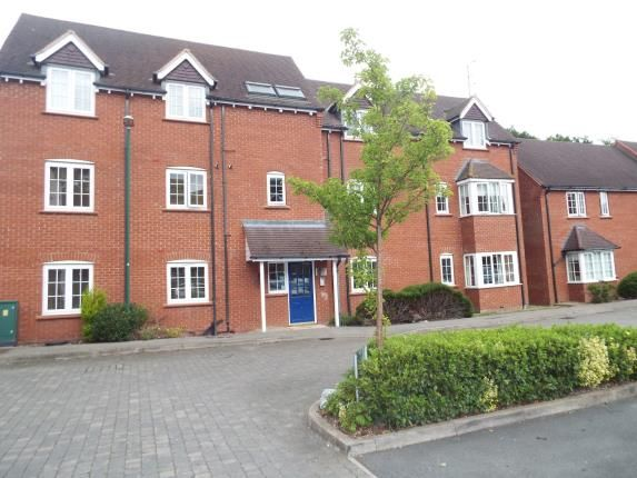 Thumbnail Flat for sale in Foxley Drive, Catherine-De-Barnes, Solihull, West Midlands
