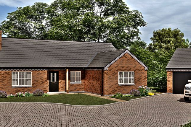 Thumbnail Bungalow for sale in Wells Close, North Scarle