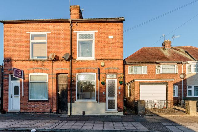 2 bed terraced house for sale in Florence Street, Leicester
