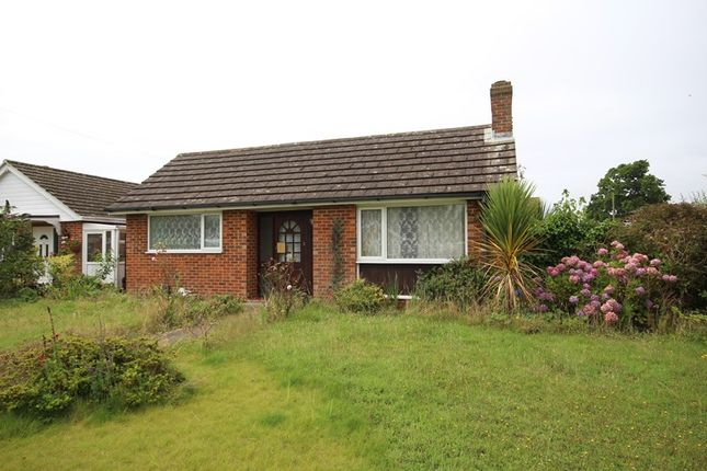 Thumbnail Bungalow for sale in Firtree Crescent, Hordle, Lymington