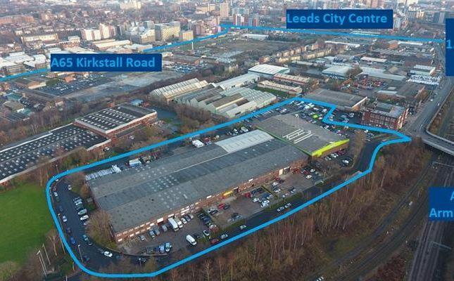 Light industrial to let in Units 10 & 11, Maybrook Industrial Park, Castleton Road, Leeds
