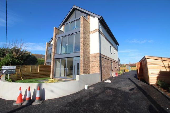 Flat for sale in Keyhaven Road, Milford On Sea, Lymington