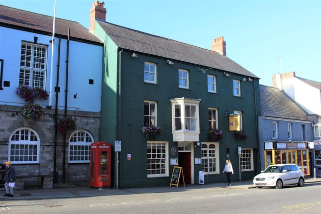 Thumbnail Hotel/guest house for sale in Main Street, Pembroke