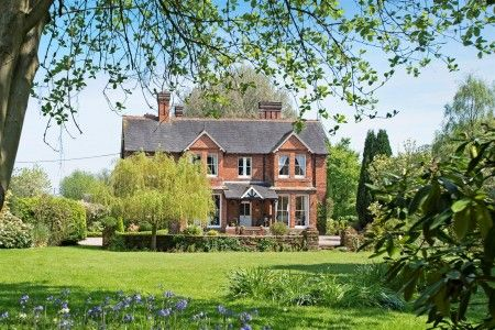 Thumbnail Equestrian property for sale in Lilleshall, Newport, Shropshire