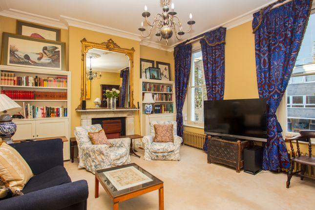 Thumbnail Flat to rent in Sharpleshall Street, London