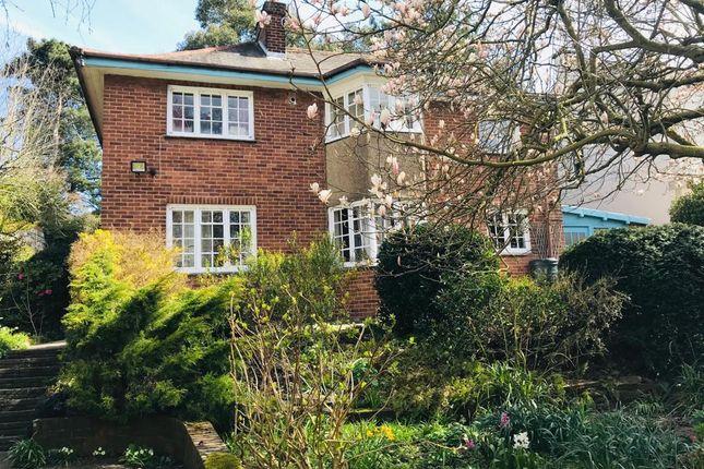Detached house to rent in St. Davids Hill, Exeter