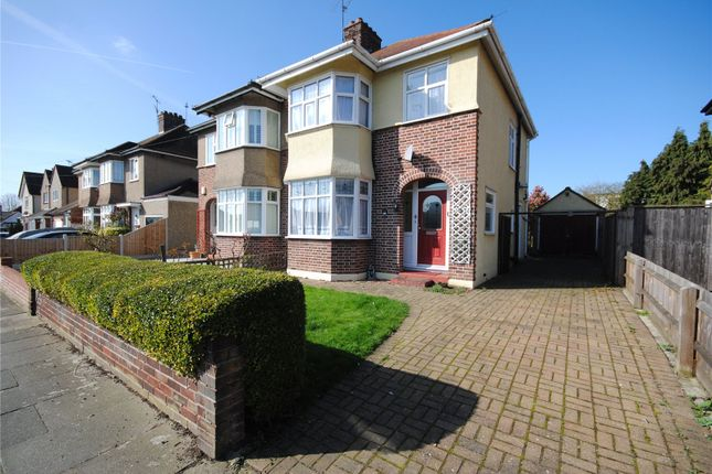 Thumbnail Semi-detached house for sale in Pentland Avenue, Chelmsford, Essex
