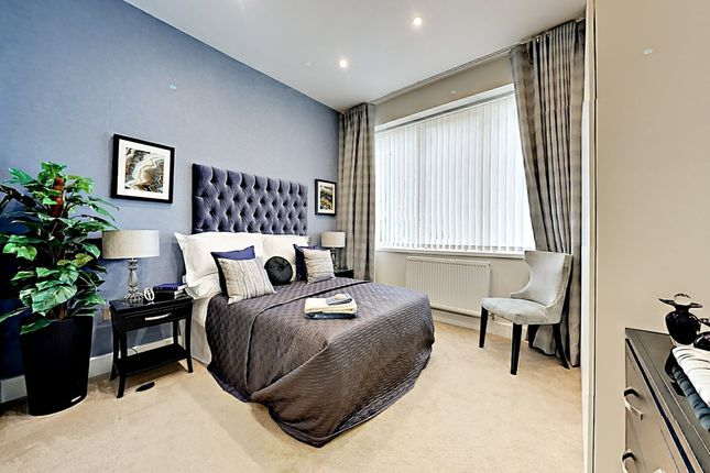 Thumbnail Flat for sale in Providence House, Bartley Way, Hook