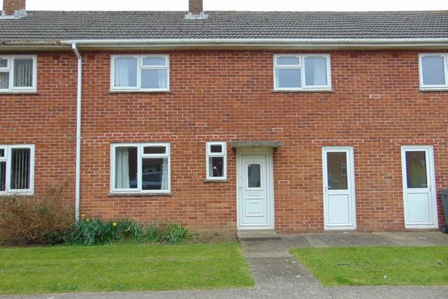 Thumbnail Terraced house to rent in Yeo Road, Chivenor, Barnstaple