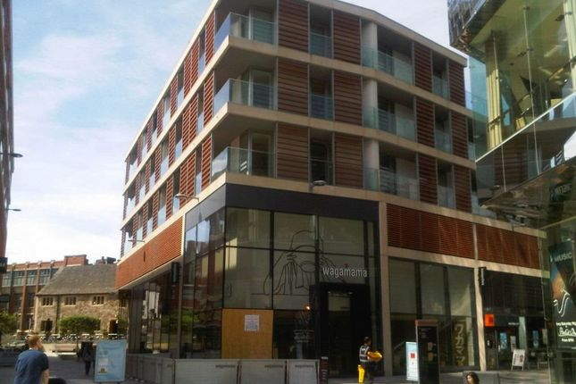 Thumbnail Flat to rent in The Quad, Highcross Street, Leicester