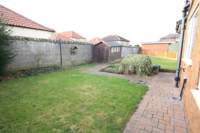 Rear Garden of The Croft, Arksey, Doncaster DN5