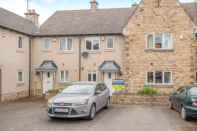 Thumbnail Terraced house for sale in Wothorpe Mews, Stamford