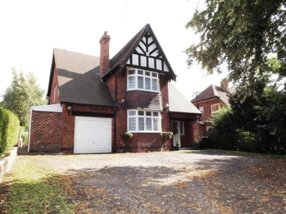 Thumbnail Detached house for sale in Grantham Road, Radcliffe-On-Trent, Nottingham