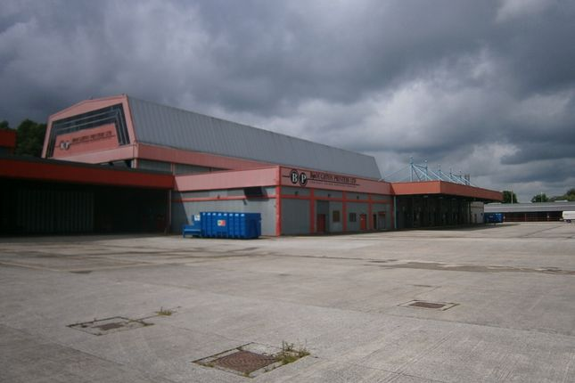 Thumbnail Industrial to let in High Bay Industrial Premises, Preston