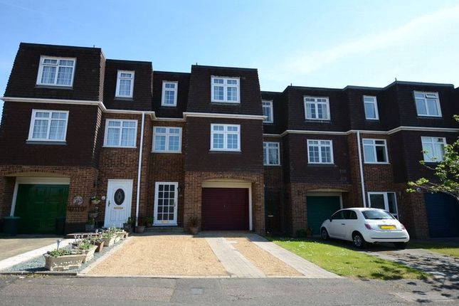 Thumbnail Terraced house for sale in Thatcher Close, West Drayton